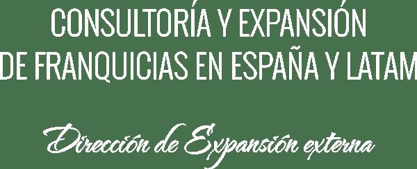 Consultoria de franquicias en España y Latam