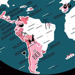 Franquicias de América Latina