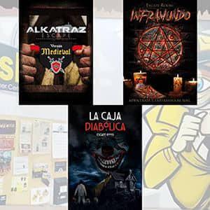latam networks y eskapark franquicia