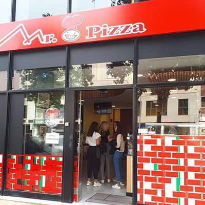 franquicia consolidada pizza