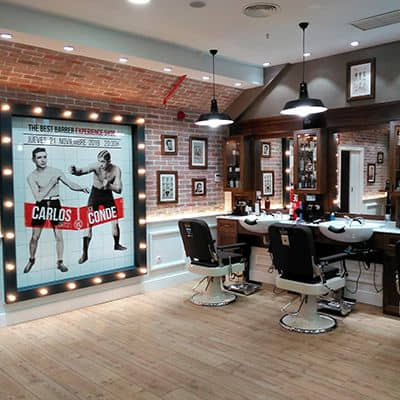 Barber experience